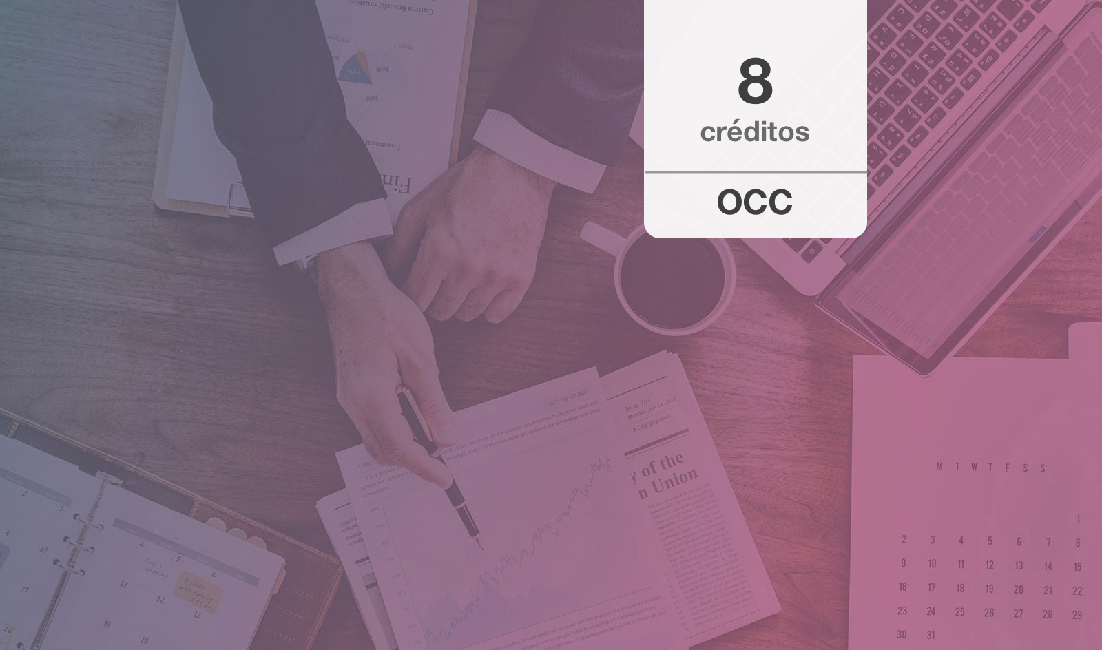 Contabilidade 8 creditos