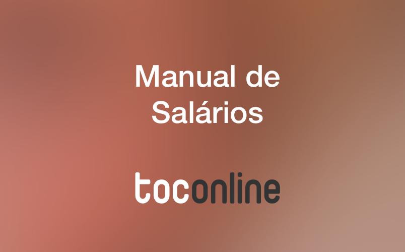 Manual salarios