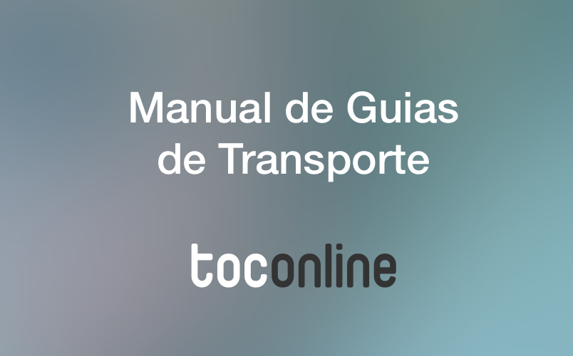 Manual guias de transporte