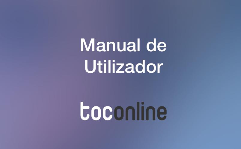 Manual utilizador
